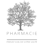 Logo footer - Pharmacie des mûriers